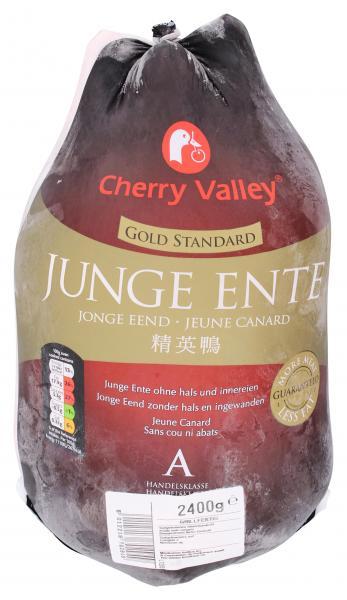 Cherry Valley Junge Ente