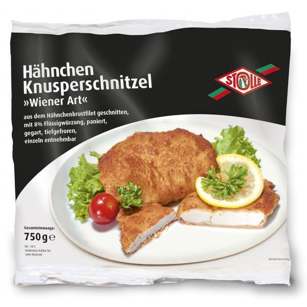 Stolle Hähnchen Knusperschnitzel