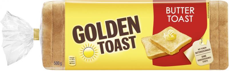 Golden Toast Butter Toast