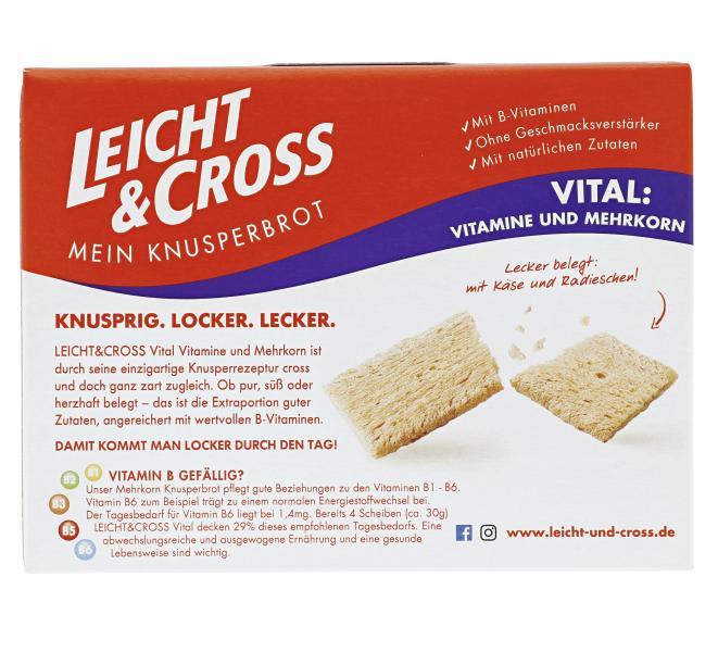 Leicht & Cross Mein Knusperbrot Vital