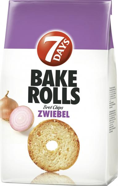 7 Days Bake Rolls Zwiebel