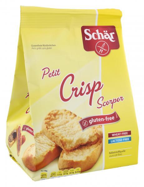 Schär Petit Crisp Rolls
