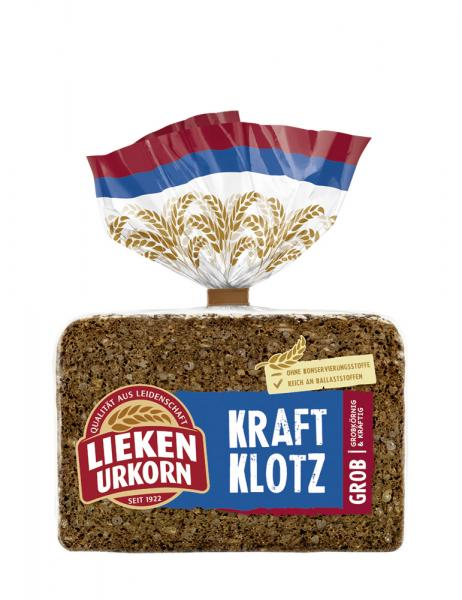 Lieken Urkorn Kraftklotz