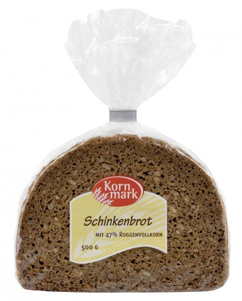 Kornmark Schinkenbrot