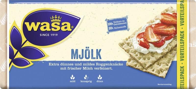 Wasa Knäckebrot Mjölk