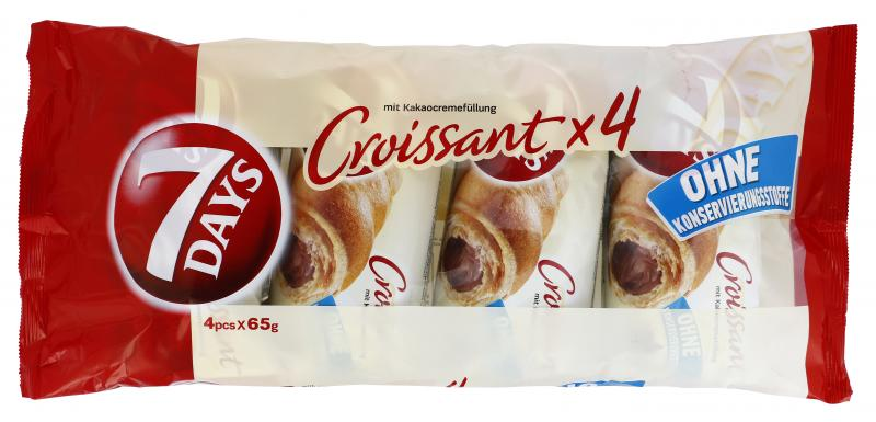 7 Days Maxi Croissant