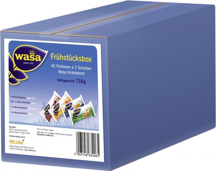 Wasa Frühstücksbox