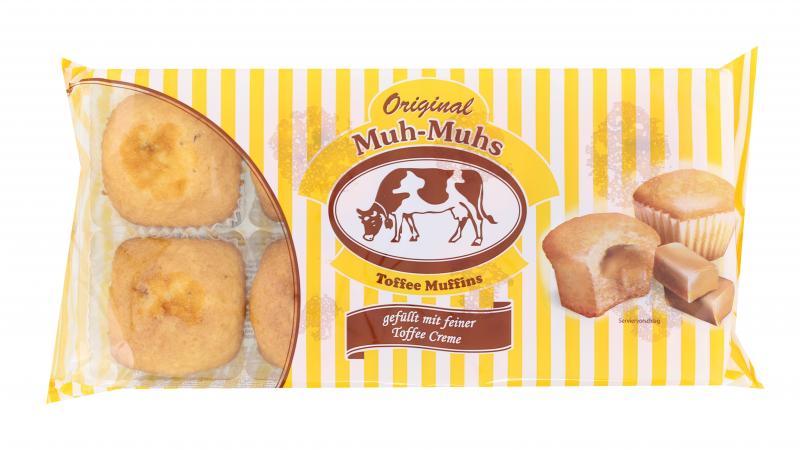 Original Muh-Muhs Toffee Muffins