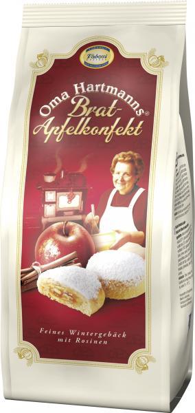 Vadossi Dresden Oma Hartmanns Brat-Apfelkonfekt