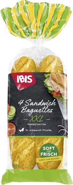 Ibis XXL Sandwich Baguette