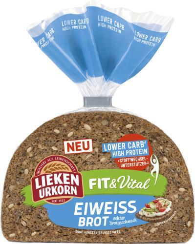 Lieken Urkorn Fit & Vital Eiweissbrot