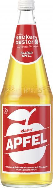 Becker's Bester Klarer Apfelsaft (Mehrweg)