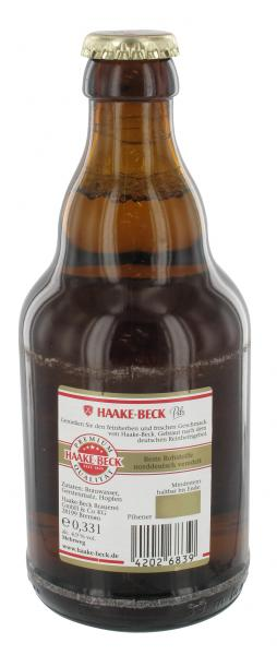 Haake-Beck Pils (Mehrweg)