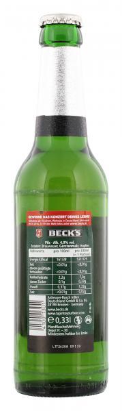 Beck's Pils (Mehrweg)
