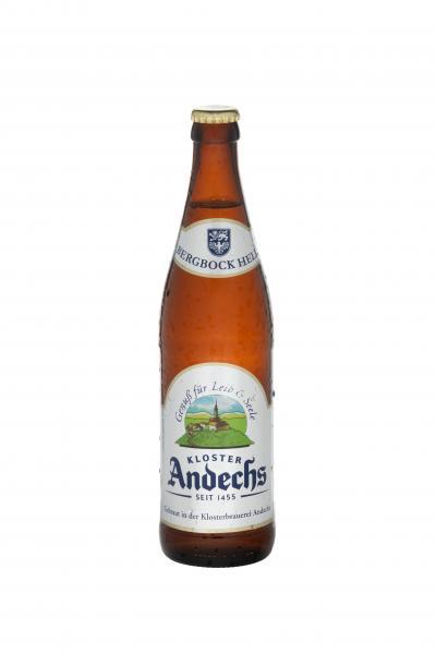 Andechs Bergbock Hell (Mehrweg)