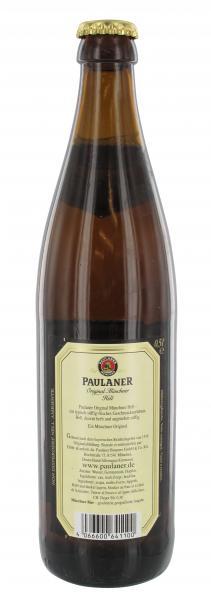 Paulaner Original Münchner hell (Mehrweg)