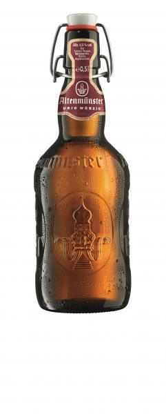 Altenmünster Bier urig würzig (Mehrweg)