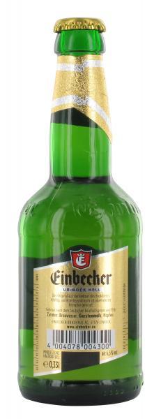 Einbecker Ur-Bock hell (Mehrweg)