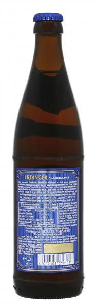 Erdinger Weißbier alkoholfrei (Mehrweg)