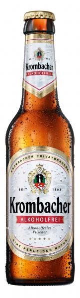 Krombacher Alkoholfrei (Mehrweg)