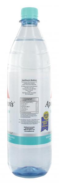 Apollinaris Mineralwasser medium (Mehrweg)