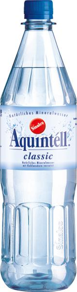 Sinalco Aquintéll Mineralwasser classic (Mehrweg)
