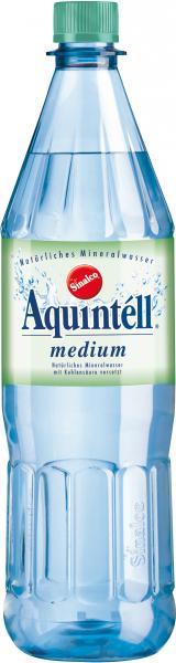 Sinalco Aquintéll Mineralwasser medium (Mehrweg)
