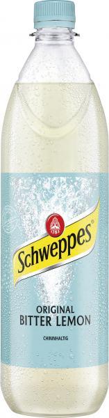 Schweppes Original Bitter Lemon (Mehrweg)