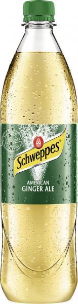 Schweppes American Ginger Ale (Mehrweg)