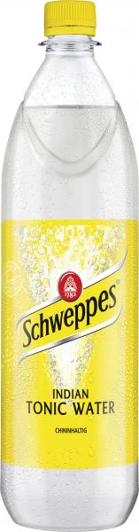 Schweppes Indian Tonic Water (Mehrweg)