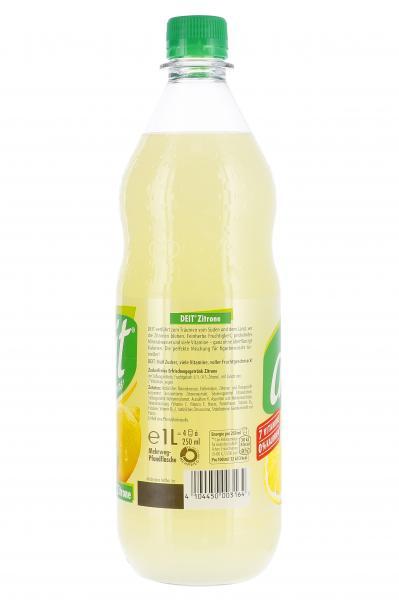 Deit Zitrone (Mehrweg)