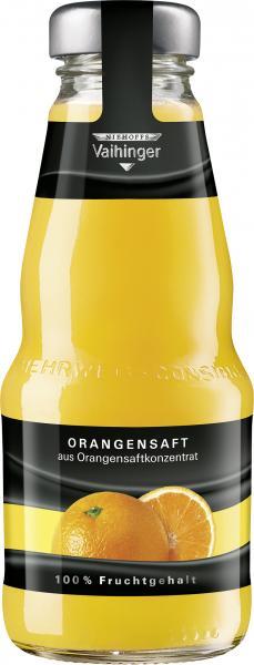 Vaihinger Orangensaft (Mehrweg)