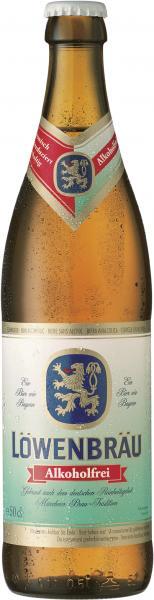 Löwenbräu alkoholfrei (Mehrweg)