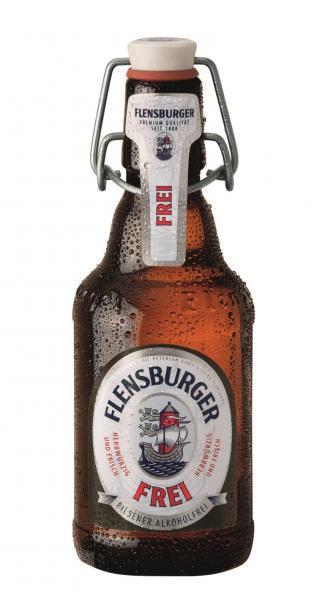 Flensburger Pilsener alkoholfrei (Mehrweg)