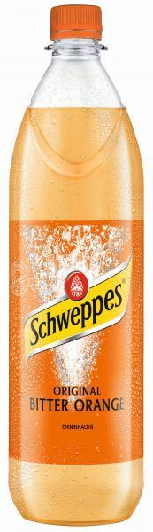 Schweppes Original Bitter Orange (Mehrweg)