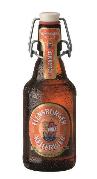 Flensburger Kellerbier (Mehrweg)