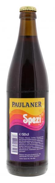 Paulaner Spezi (Mehrweg)