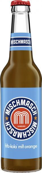 Fritz-Kola Mischmasch Kola-Orangen-Limonade (Mehrweg)