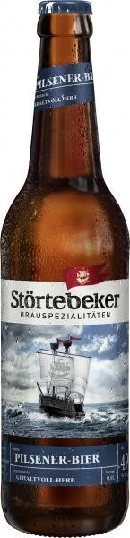 Störtebeker Pilsener Bier (Mehrweg)