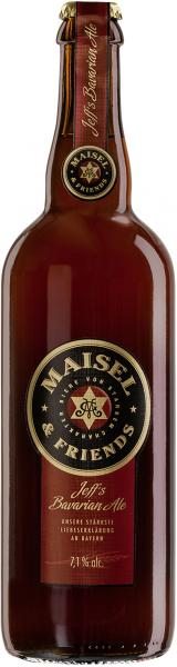 Maisel & Friends Jeff´s Bavarian Ale (Mehrweg)