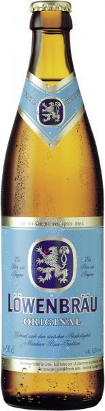 Löwenbräu Original (Mehrweg)