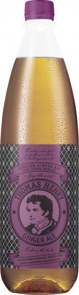 Thomas Henry Ginger Ale (Mehrweg)