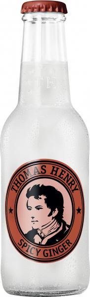 Thomas Henry Spicy Ginger (Mehrweg)