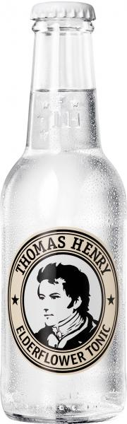 Thomas Henry Elderflower Tonic (Mehrweg)