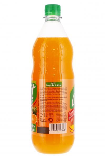 Deit Tropische Früchte (Mehrweg)