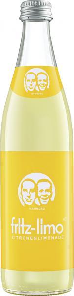 Fritz-Limo Zitronenlimonade (Mehrweg)