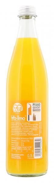 Fritz-Limo Orangenlimonade (Mehrweg)
