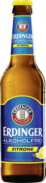 Erdinger Alkoholfrei Zitrone (Mehrweg)