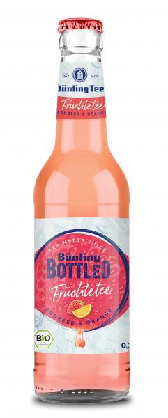 Bünting Bottled Erdbeer & Orange (Mehrweg)
