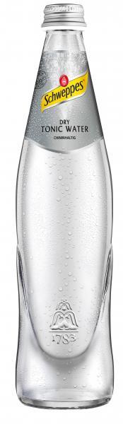 Schweppes Dry Tonic Water (Mehrweg)
